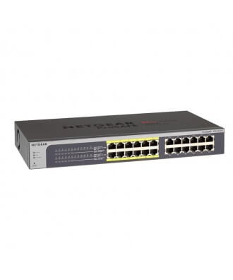 Netgear 24-poorts (12x PoE) Gigabit Rackmountable Switch