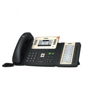 Yealink T27G 6-lijns VoIP Phone excl. voedingsadapter