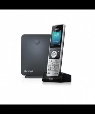 Yealink W60P IP DECT-basis + handset (SIP)