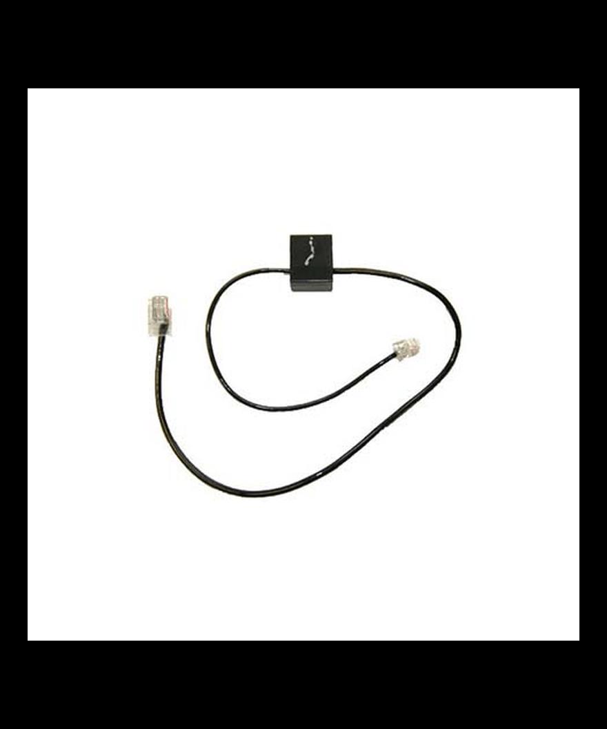 plantronics interface kabel savi series yealinkshop. Black Bedroom Furniture Sets. Home Design Ideas
