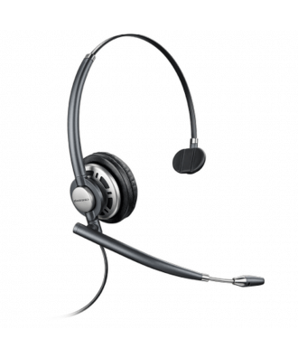 Plantronics HW710 EncorePro MONO QuickDisconnect bedrade headset