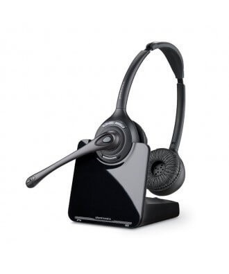 Plantronics CS520A Wireless DECT Binaural