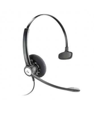 Plantronics HW111N Entera MONO QuickDisconnect bedrade headset