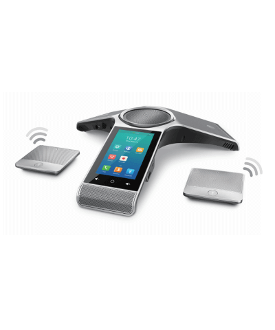 Yealink CP960 HD IP conference phone incl. 2 Wireless Microfoons (SIP)