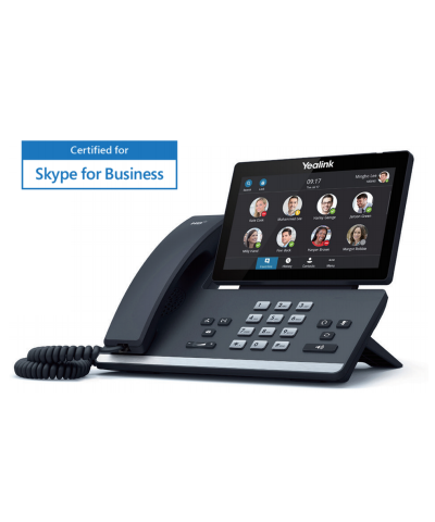 Yealink T56A VoIP Phone (Skype)