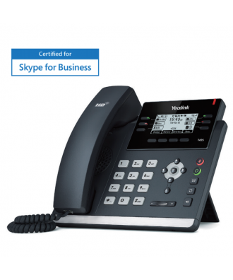 Yealink T42S Skype for Business VoIP Phone