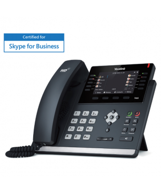 Yealink T46S Skype for Business VoIP Phone