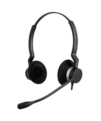 Jabra BIZ 2300 STEREO QuickDisconnect bedrade headset