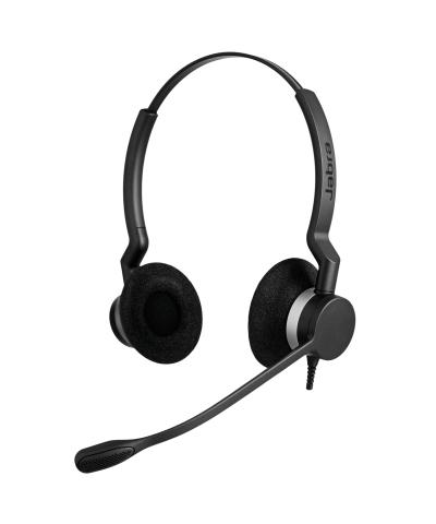 Jabra BIZ 2300 STEREO QuickDisconnect bedrade headset