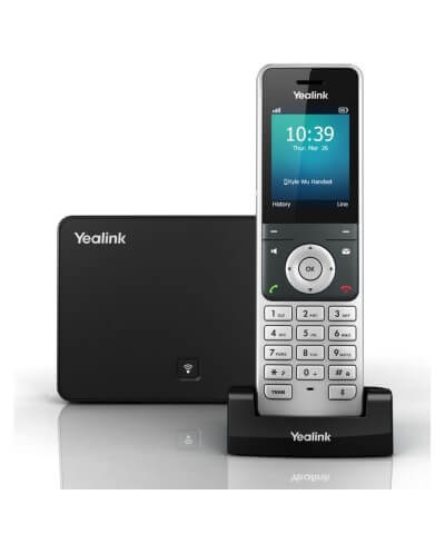 Yealink W56P IP DECT-basis + Handset (SIP)