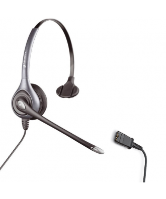 Plantronics HW351N/A SupraPlus MONO QuickDisconnect bedrade headset