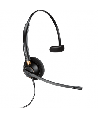 Plantronics HW510 EncorePro MONO QuickDisconnect bedrade headset