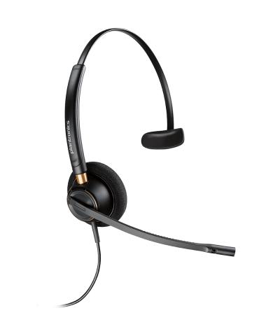 Plantronics HW510 EncorePro MONO QuickDisconnect bedrade headset