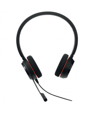 Jabra Evolve 20 MS STEREO USB-A bedrade headset