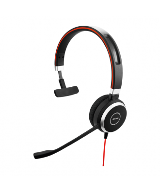 Jabra Evolve 40 MS MONO USB-C bedrade headset