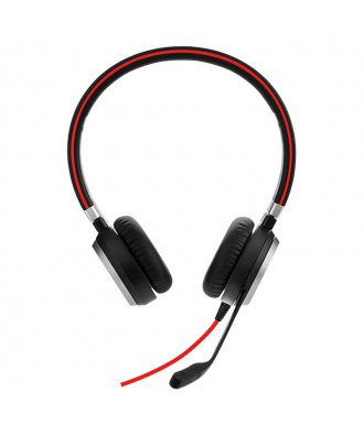 Jabra Evolve 40 UC STEREO USB-A bedrade headset