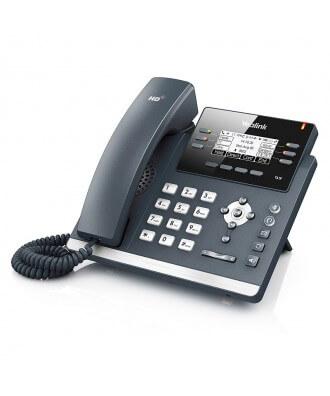 Yealink SIP-T41P 3-lijns IP Phone excl. voedingsadapter