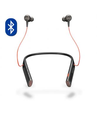 Plantronics Voyager 6200 UC STEREO Bluetooth draadloze headset