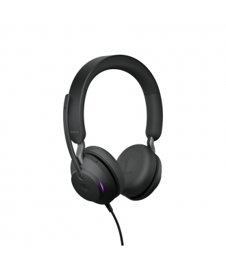 Jabra Evolve2 40 MS STEREO USB-A bedrade headset