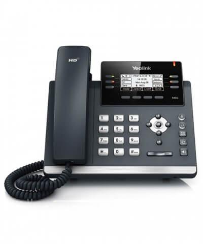 Yealink T42G VoIP Phone (SIP)
