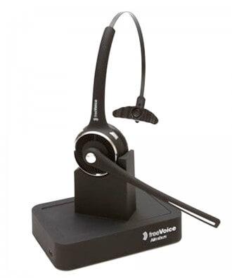 Jabra FreeVoice Nimbus bluetooth monaural headset
