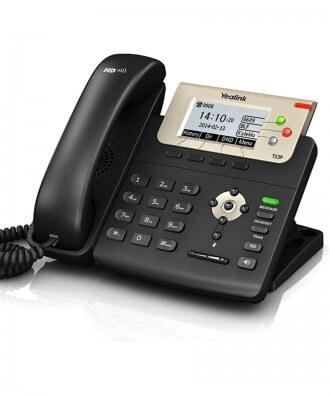 Yealink SIP-T23G 3-lijns Business IP Phone excl. voedingsadapter