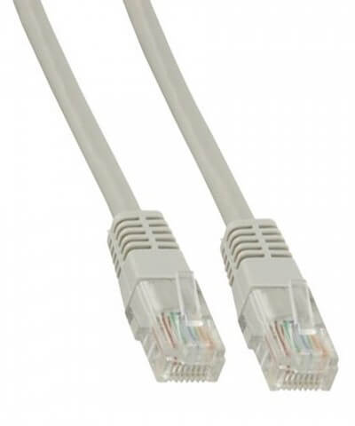 UTP-kabel - 10 meter CAT5e straight
