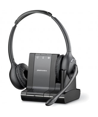 Plantronics Savi W720 STEREO UC DECT draadloze headset