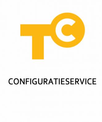 TC Configuratieservice voor 1 account / apparaat