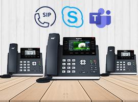 Yealink Telefoons